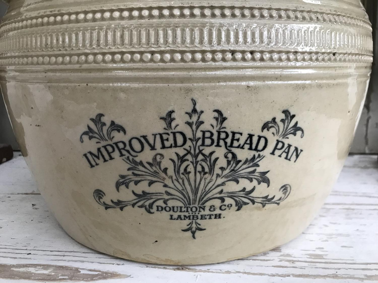 Doulton Improved Bread Pan