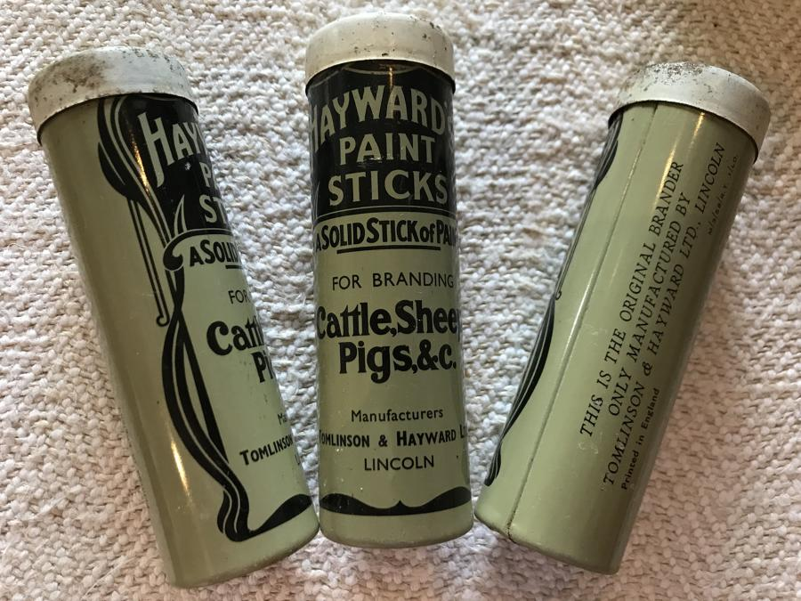 Hayward's Paint Sticks
