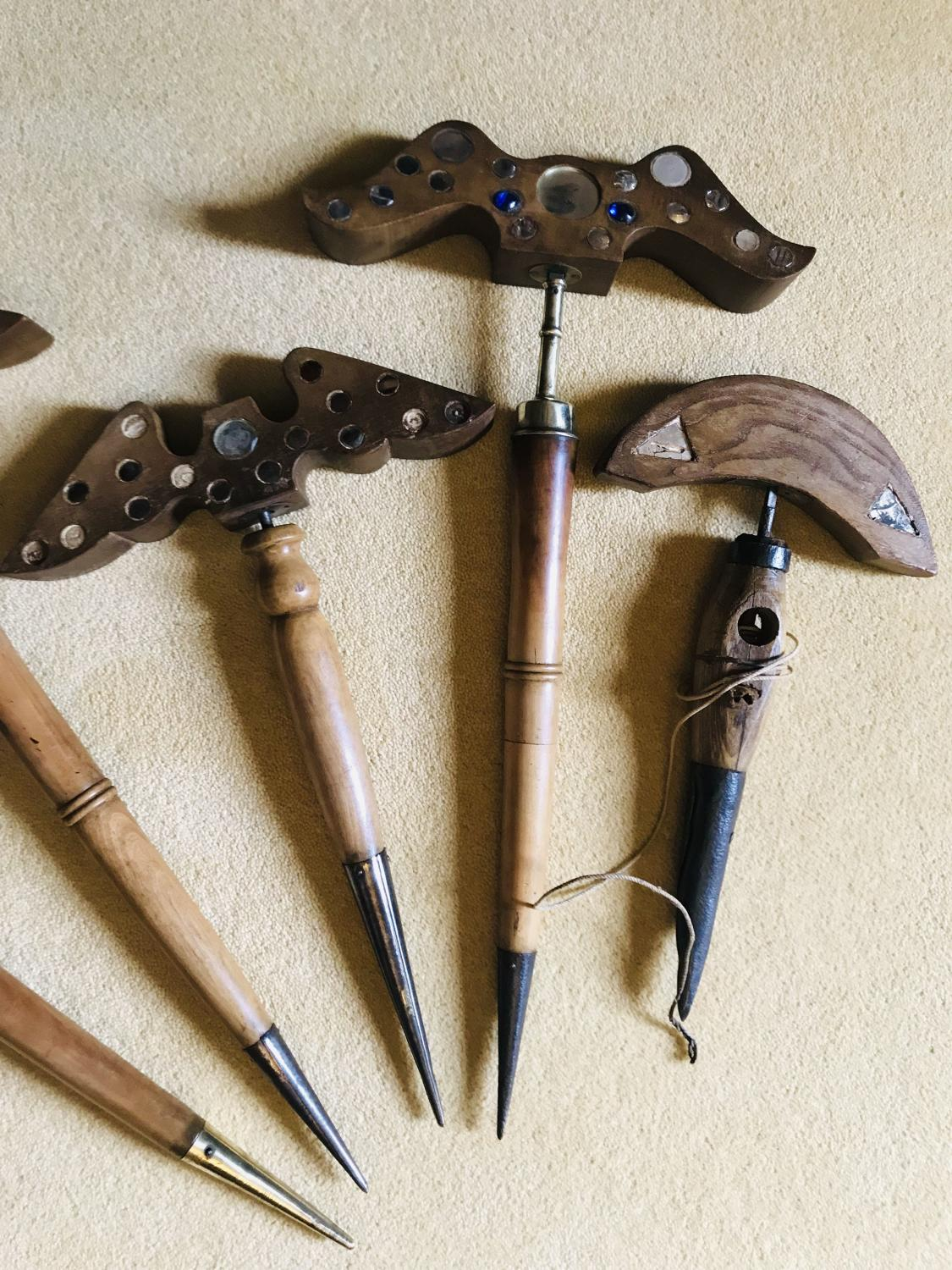 Antique Lark Lures