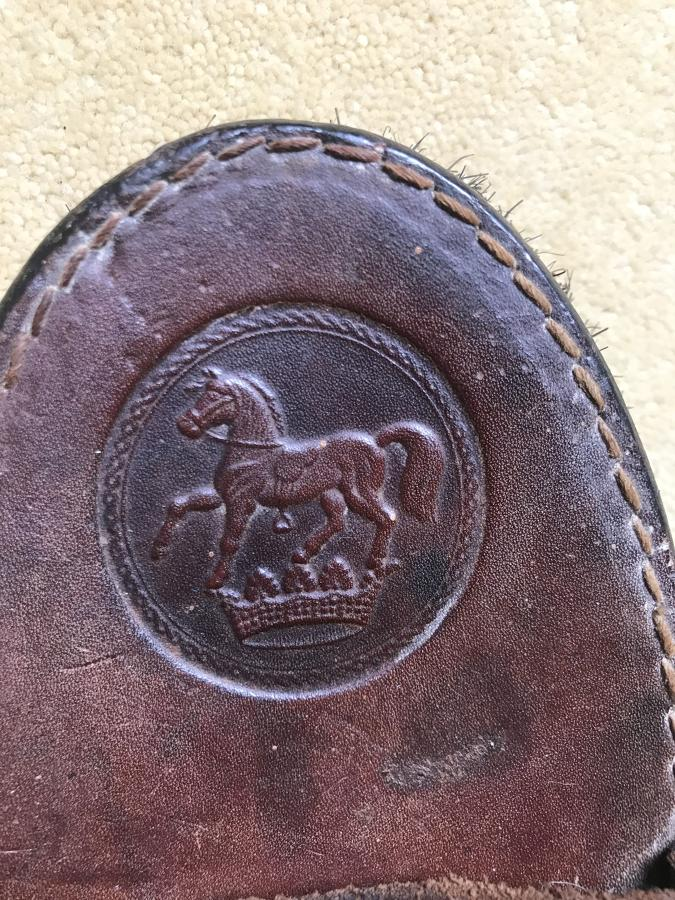 Vintage Horse Brush