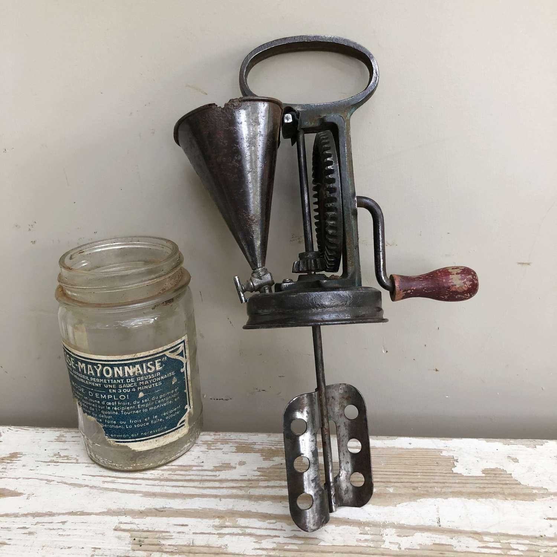Vintage Vitesse Mayonnaise Maker