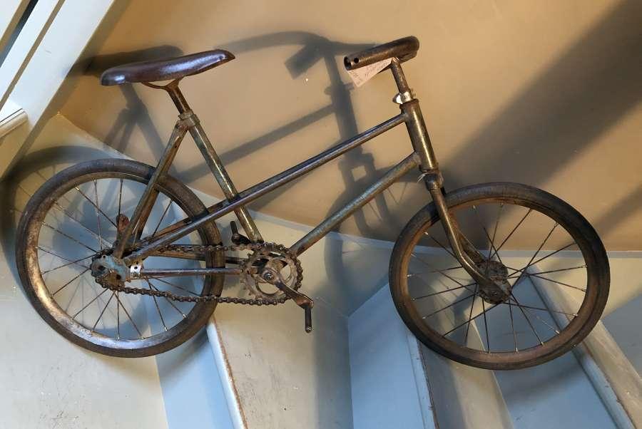 Small Child's Vintage Bike