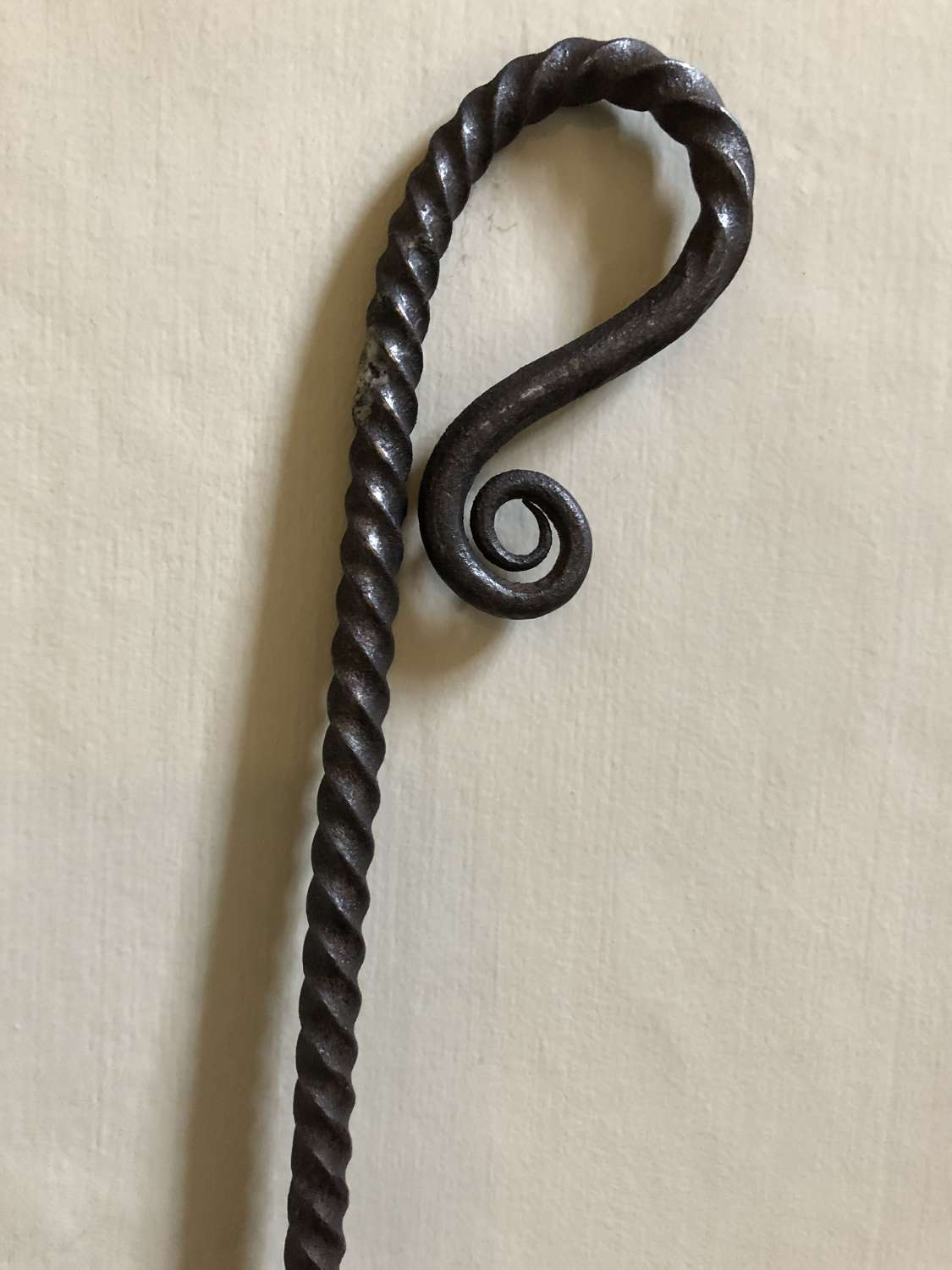Antique Lamplighter's Snuffer