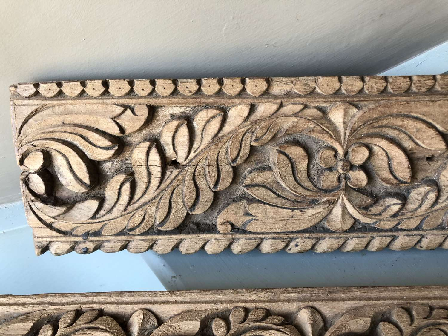 Antique Carved Panels