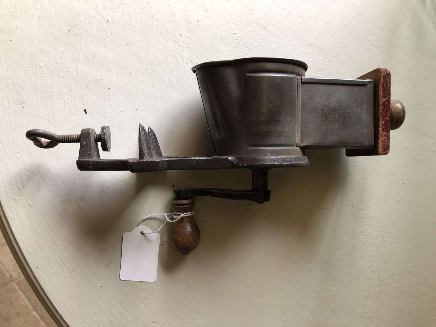 Antique Rotary Grater