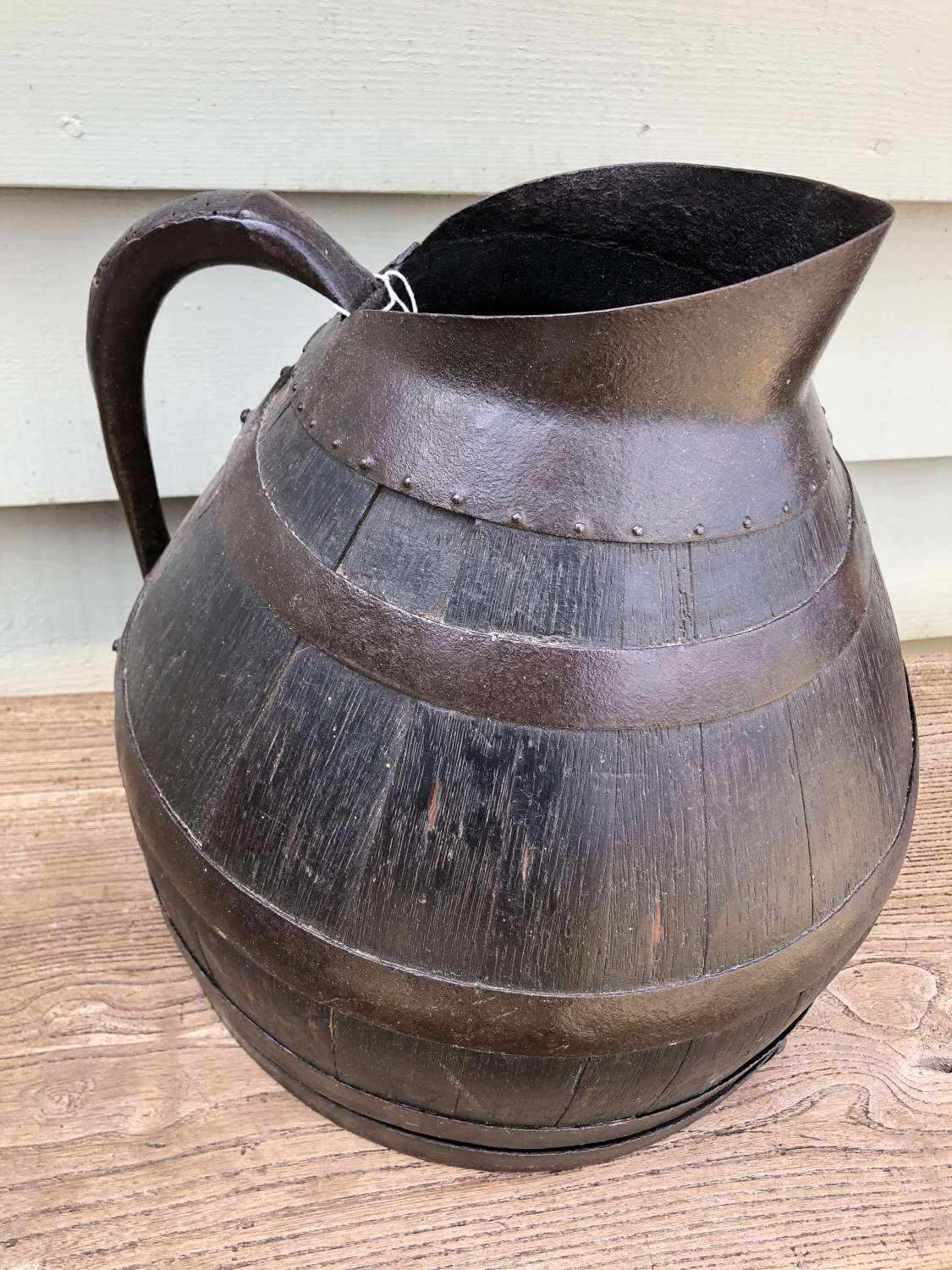 Large 19th Cent Cider or Ale Jug
