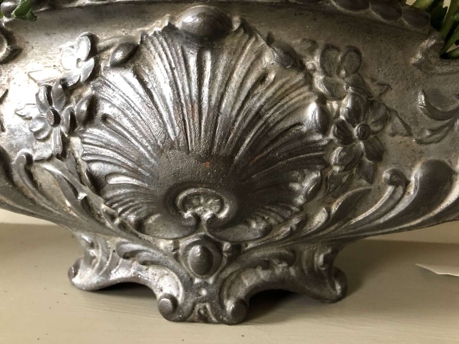 Antique French Planter