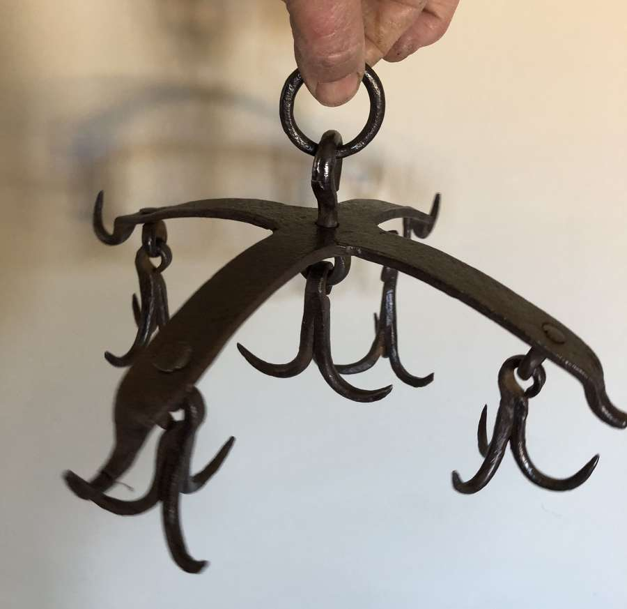 19th Cent Game hanger