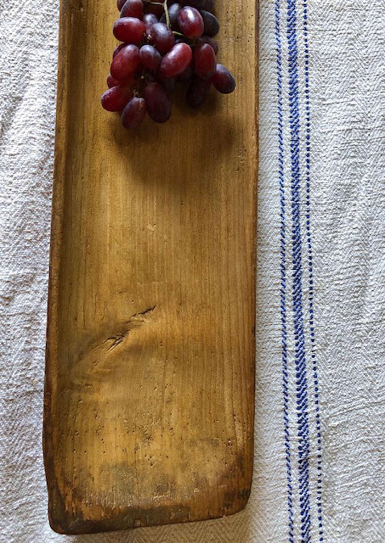 Antique Baker's Dough Proving Board