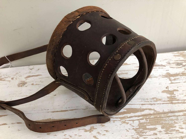 Antique Horse Muzzle (1)