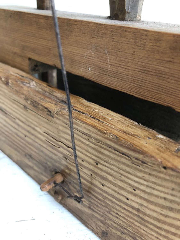 Antique Deadfall Mouse Trap