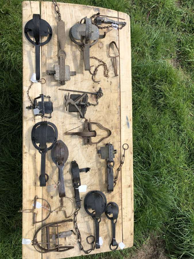 Some of the Traps we have in stock