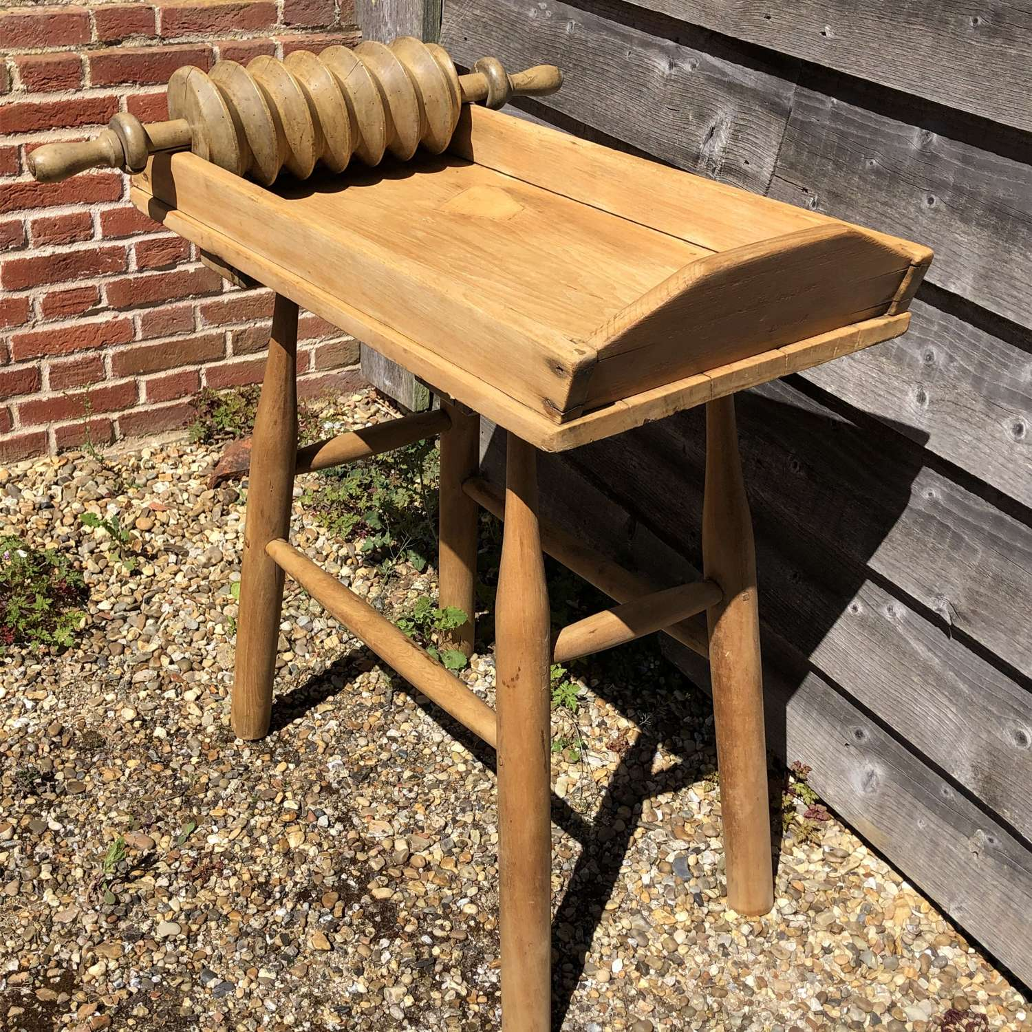 Antique Butter Table