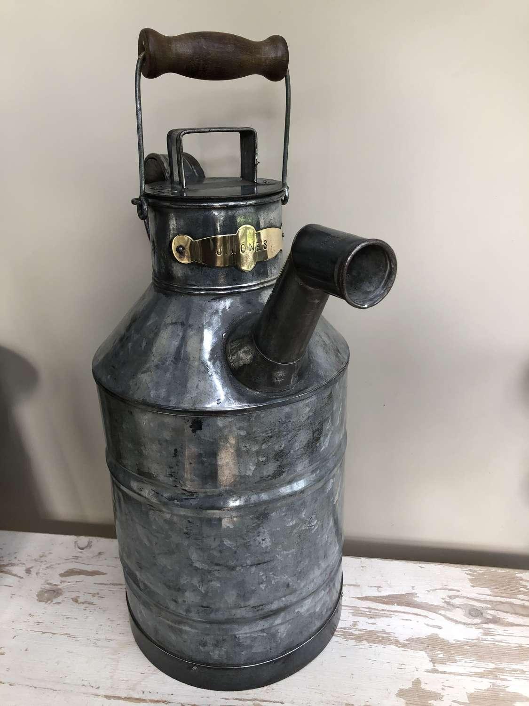 Vintage Showman's Can