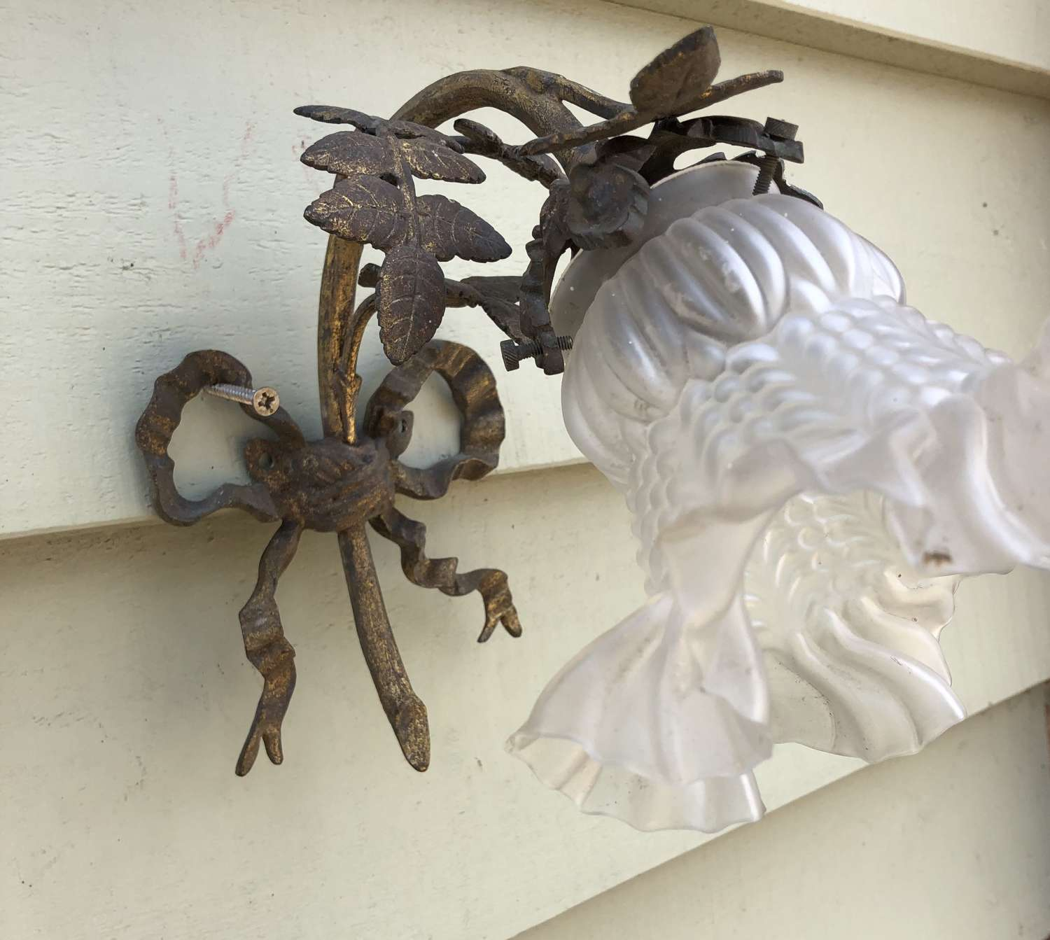 Very Pretty French Wall Light