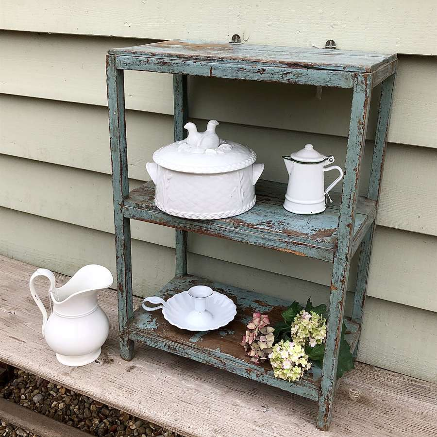 Antique Shelves or Shoe Rack