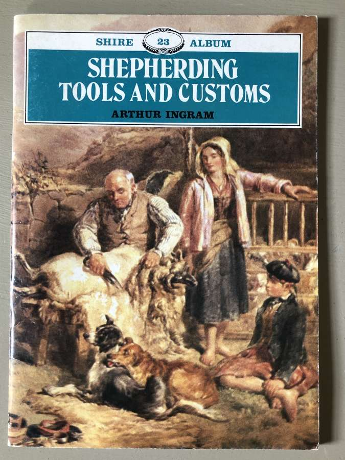 Shire Book of Shepherding
