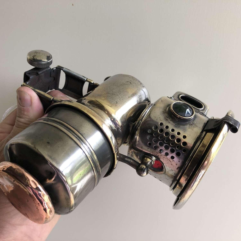 POWELL HANMER Motorcycle lamp