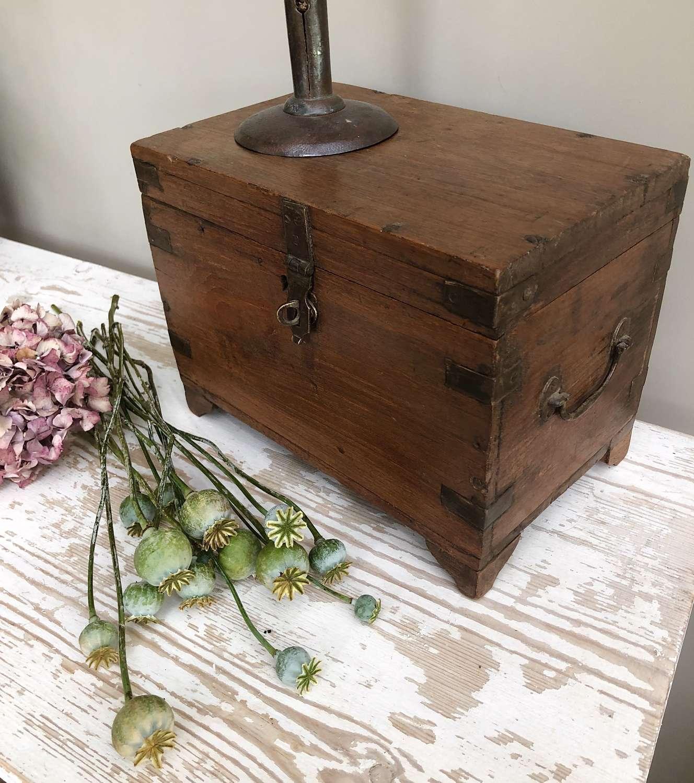 Small Deeds Box
