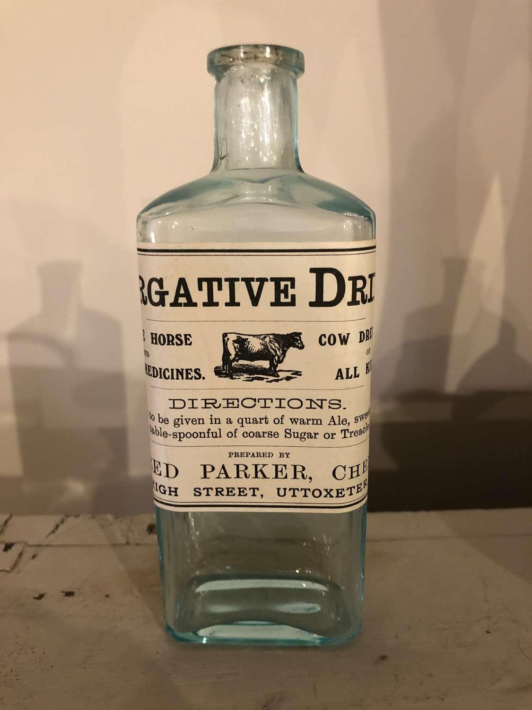 Purgative Drink Bottle