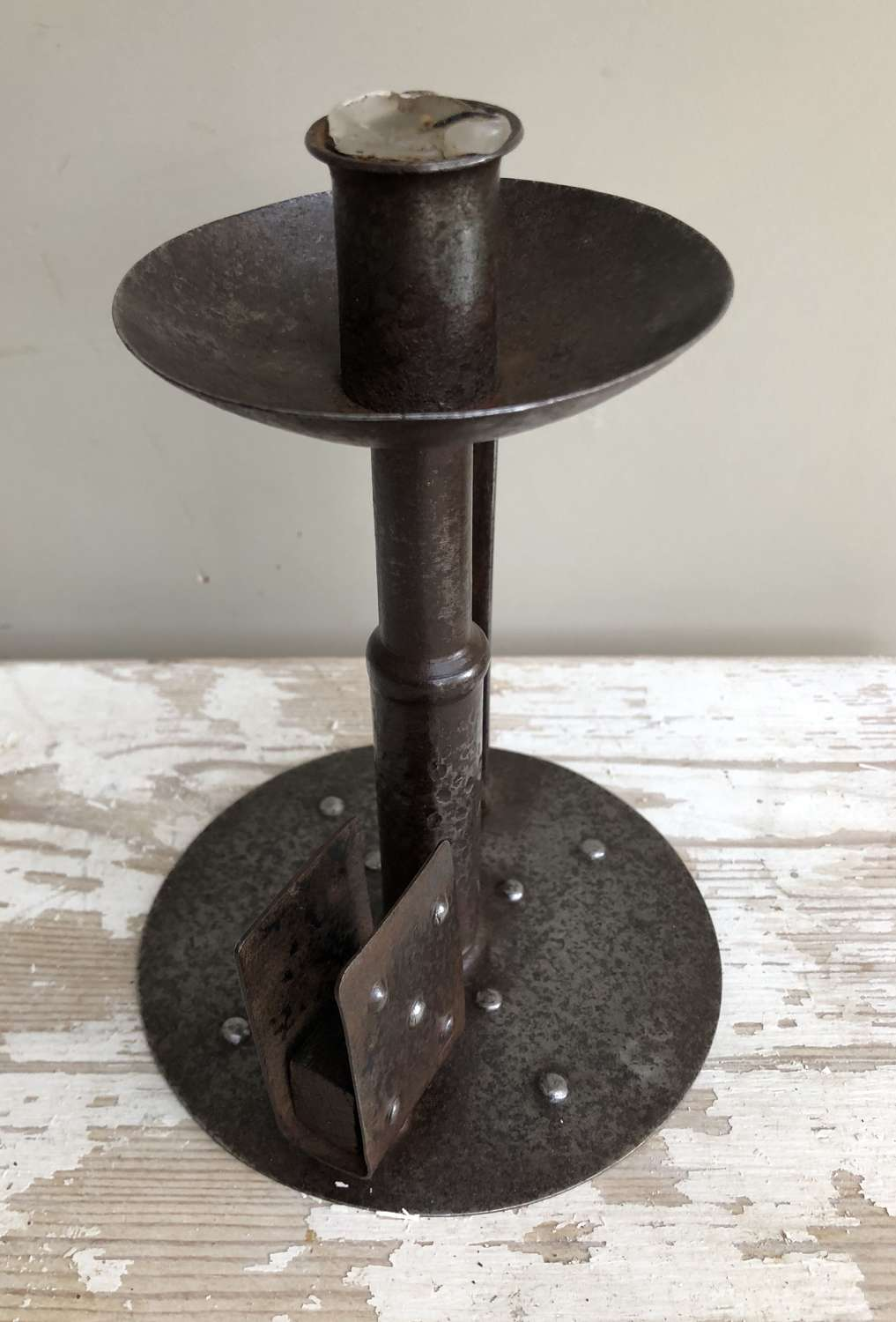 Arts and Crafts Candlestick
