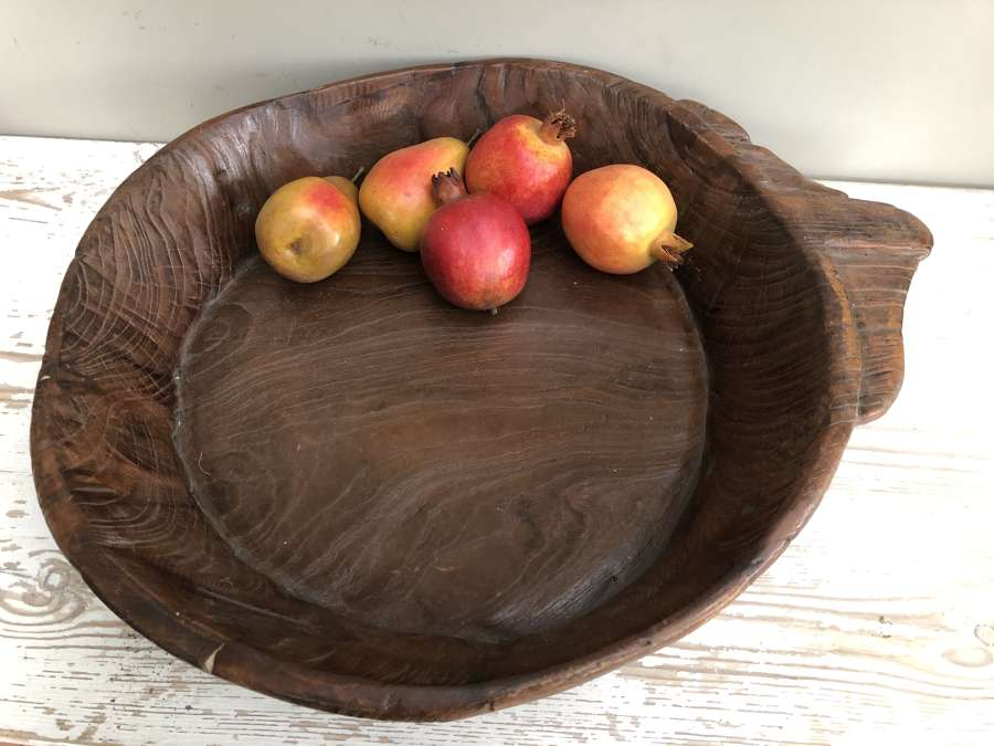 Stunning Large Wooden Platter