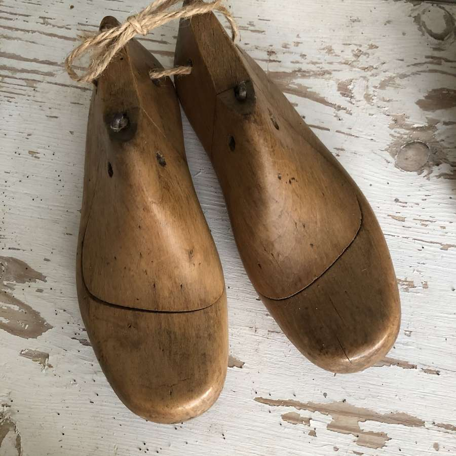 Cobbler's Shoe Moulds - child size