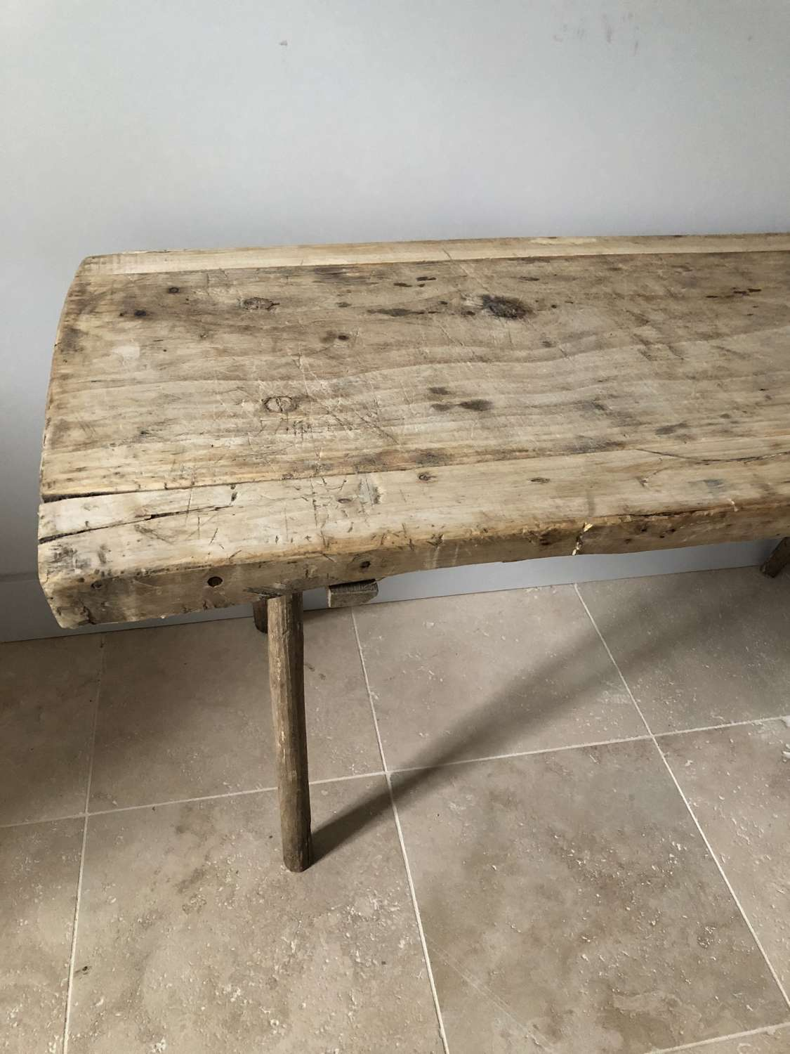 Butcher's chopping Table