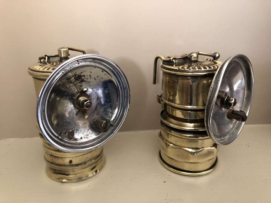 Miner's Hat Lamps