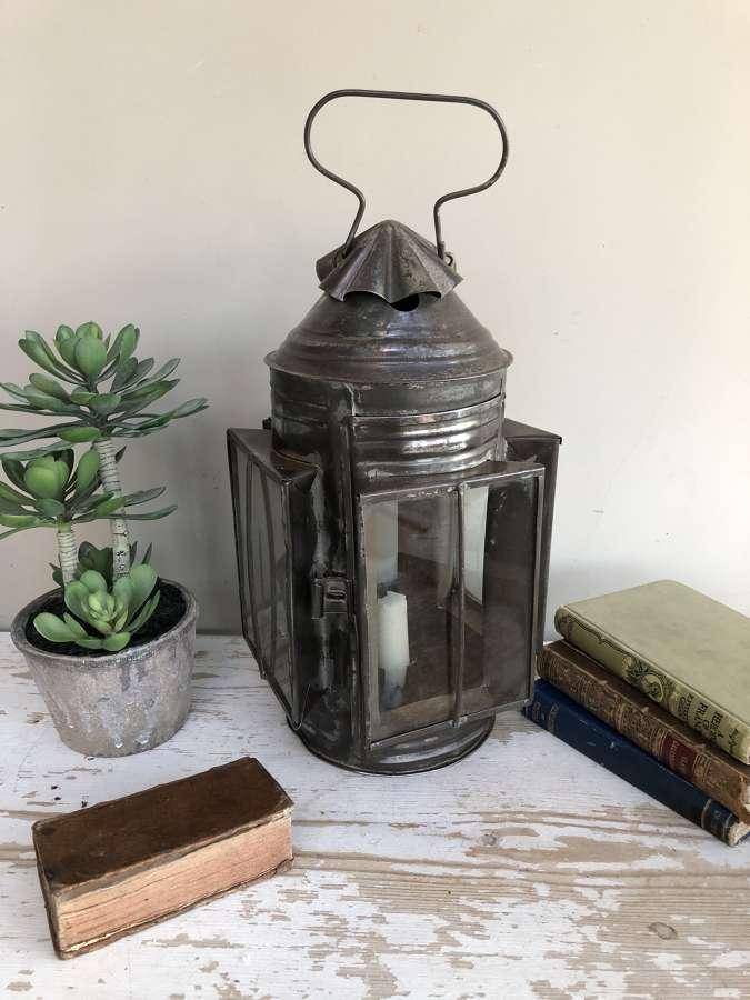 19th Cent Stable Lantern