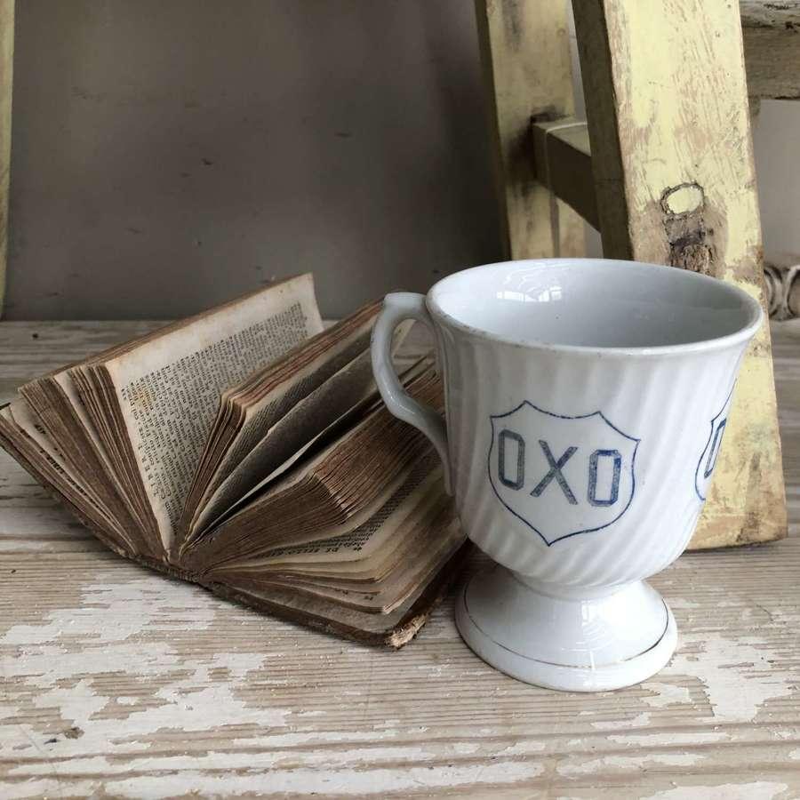 Vintage OXO mug