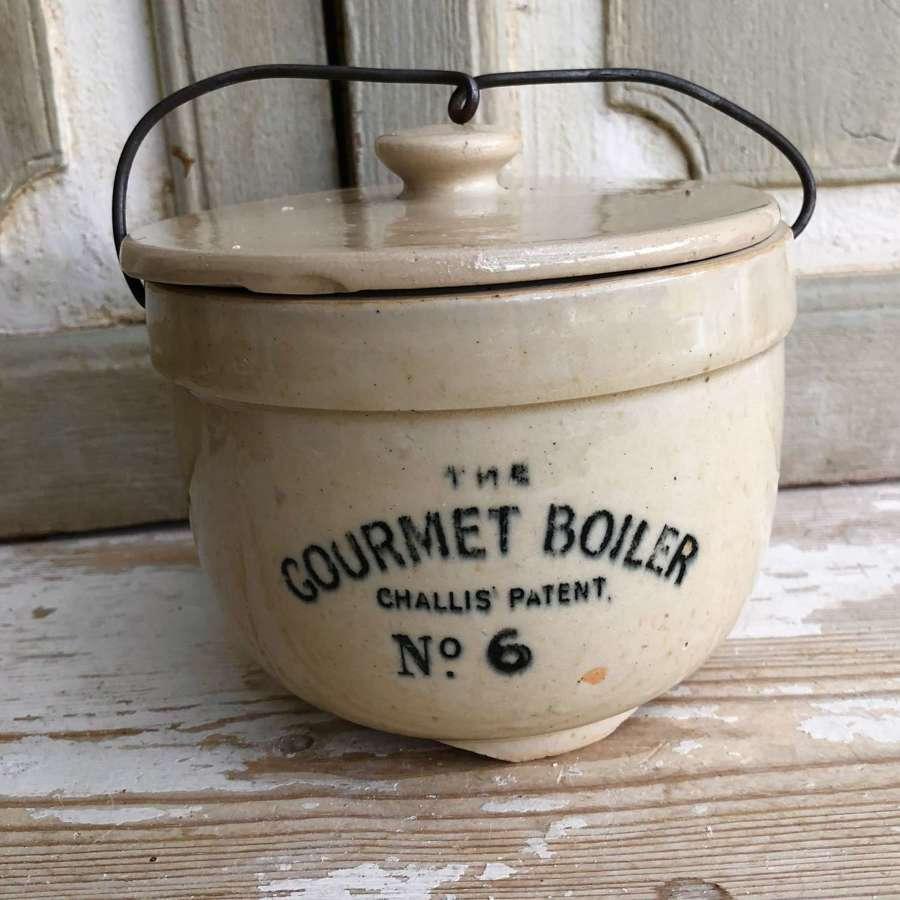 The Gourmet Boiler No. 6