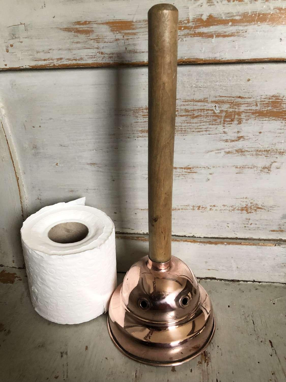 Copper Wash Posser