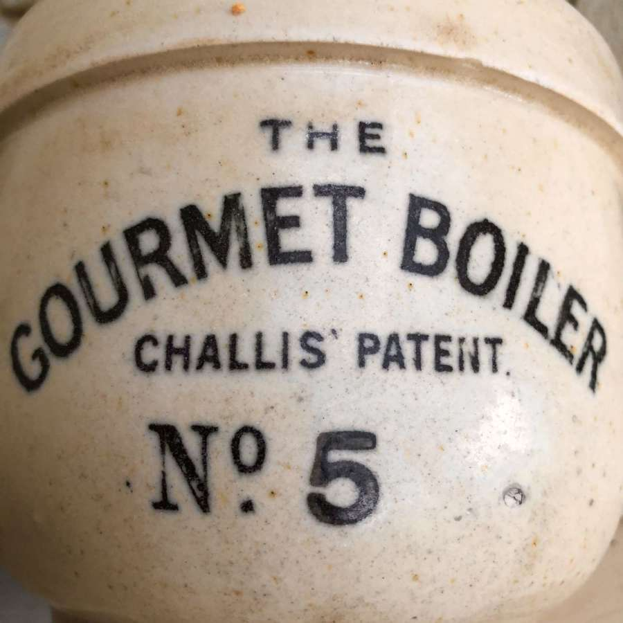 Gourmet Boiler No 5