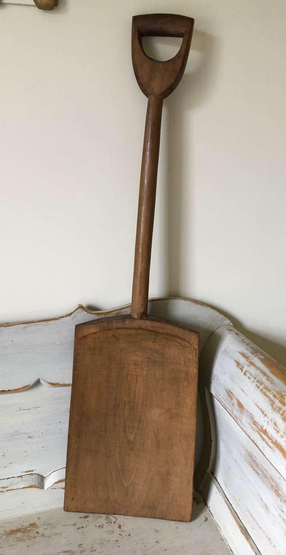 One Piece English Malt Shovel