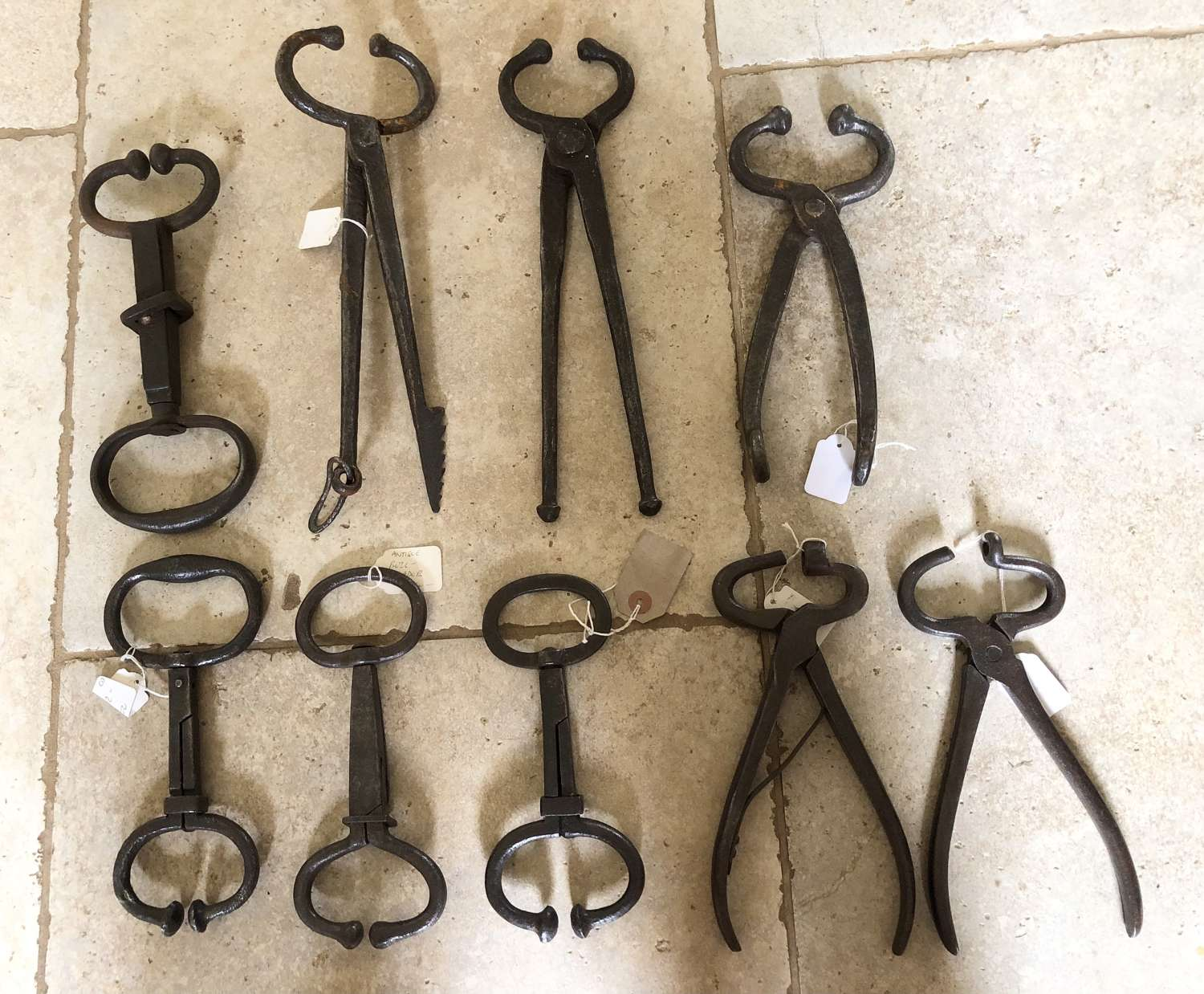 Bull nose Pliers and Bull Leaders