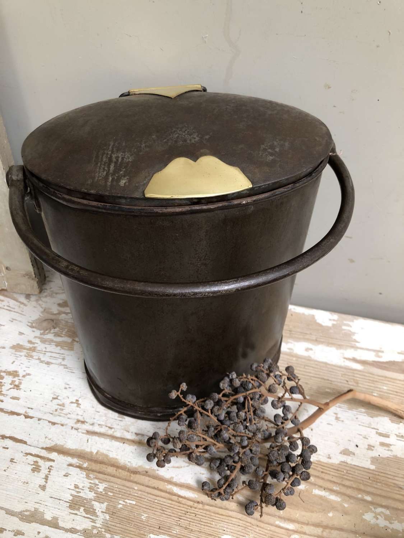 Victorian Cream Can